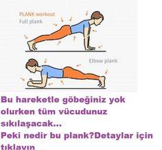 Zayıflamada en kolay en etkili hareket.Evet bu kolay hareket ile yorulmadan zayıflayacaksınız .Plank hareketi