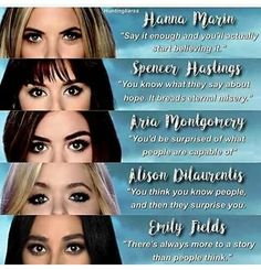 Pretty Little Liars Quotes | 239 Best Pretty Little Liars Quotes Images Pretty Little Liars