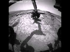 Trippy Timelapse of Curiosity's Mission to Mars So Far---Mars Science Laboratory: Time Lapse - Sol 0 - Sol 281