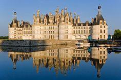 Chateau de Chambord, Castillos del Loira