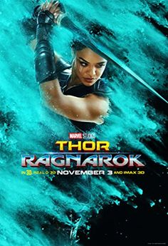 'Thor: Ragnarok' - Character Posters