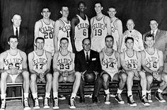 1957 Boston Celtics - NBA Champions