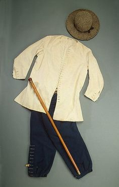 1660s sailor's outfit