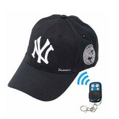 1080P FHD Wireless Spy Hidden Camera Hat Covert Video Recorder Hat Cap US SHIP!