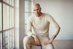 Zidane for Mango Man SS15