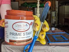 How To Get A Patina On Metal Finish Using Dixie Belle Patina Paint. Patina Paint, Patina Metal, Patina Finish, Paint Companies, Dixie Belle Paint, Metal Finishes, Wrought Iron, Painting, Painting Art