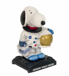 Astronaut Snoopy Space Collectibles