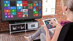 STEIGER DYNAMICS LEET HTPC Living Room Tablet
