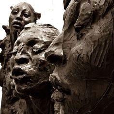 #javiermarinescultor, #javiermarin, #terrenobaldioarte, #escultura, #sculpture, #art, #bronce, #bronze .