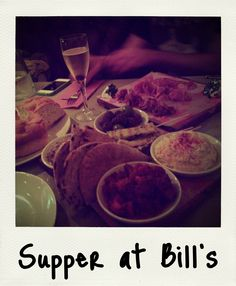 Mezze at Bill's
