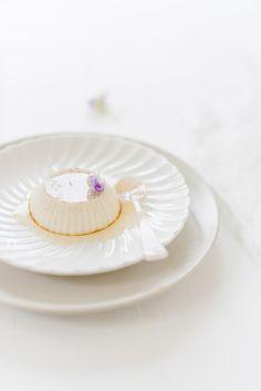 Homemade Milk and Vanilla Pudding Recipe | Au Petit Goût