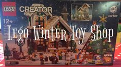 LEGO WINTER TOY SHOP | VLOGMAS DAY 11