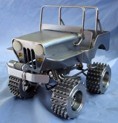 Most awesome Jeep ever.... Shame I can't fit in it!
