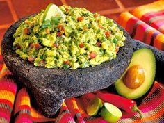 guacamole jamie oliver - Lekkere gerechten met videouitleg op Kookse.tv