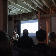 Fantastic talk on Adaptation by @roz_barr_architects at @jonathantuckeydesign beautiful studio space part of the @buildingonthebuilt lecture series. A great insight into the process of design through modelling and I found Rozs thoughts on the obsession with craft vs her preference for tectonic particularly relevant to our work. Very inspiring. Thank you for having us. #architecture #lecture #adaptation #modeling #modelmaking #interiors #london #inspiration Architects, Modeling, Insight, Interiors, London, Thoughts, Studio, Space, Craft