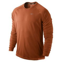 Nike Miler Men's Running Shirt - $42