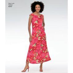 New Look Pattern 6347 Dress