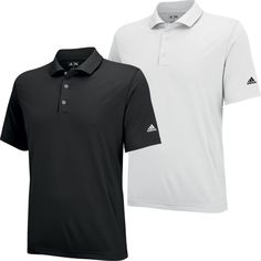 34ef2d8b Adidas Golf Puremotion Solid Jersey Polo Shirt Closeout Apparel Mens NWT -  Multiple Colors and Sizes