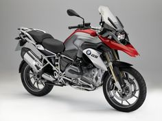 BMW R 1200 GS 2013 - This is what we will be riding, of course, there will be luggage boxes, too!