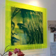 #forsale #modern #artist #designer #collaboration #yannickhamonart #aaronrthomas #create #handmade #popart #collection #artwork #fineart #interiordesign #international #art #losangeles #nyc #london #amsterdam #paris #realestate #popart #acrylic 70,000 #handcut #squares #pdxart #toulouse #love #architecture