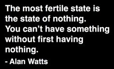 Alan Watts Quote