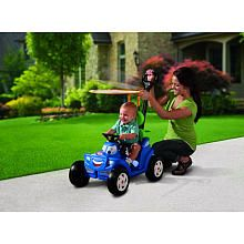 Little Tikes Deluxe 2-in-1 Cozy Roadster... We got this for Max for Christmas!