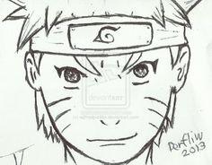 Naruto Sketch