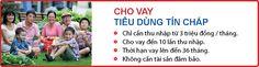 FE Credit - Vay Tiêu Dùng Tín Chấp - Vay Tín Chấp Nhanh