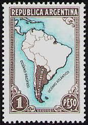 Resultado de imagen para estampillas argentinas