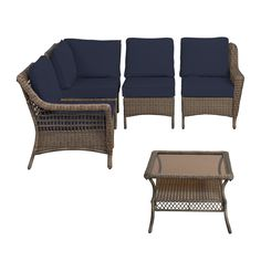 Create Customize Your Patio Furniture Spring Haven Grey Collection The Home Depot