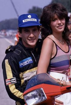 Just Ayrton Senna