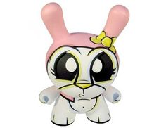 Joe Ledbetter - My Melody Bunny Dunny Custom