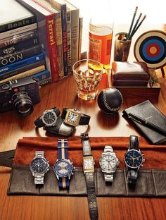 From scaling Everest to landing on the moon, these iconic watches were designed…