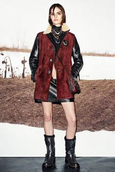 Coach Fall 2015 Ready-to-Wear - Collection