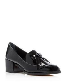 46e15b71d761 Rebecca Minkoff Edie Tassel Mid Heel Loafers Shoes - Bloomingdale s