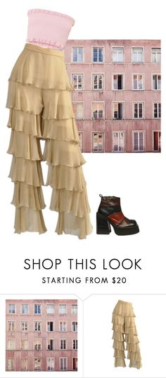 """Welcome home b*tch"" by nanouenghave ❤ liked on Polyvore"