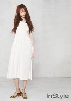 twenty2 blog: Han Hyo Joo on the Cover of InStyle Korea August 2016 | Fashion…