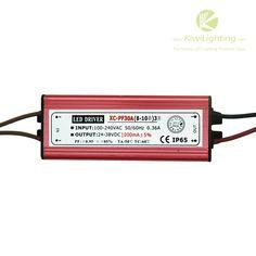 DC 24v~38v 1000mA LED Driver for 30w LED Light - input AC 100v~240v IP65-waterproof -     LED Driver, Output DC 24v~38v 1000mA, Input AC 100v~240v, IP65 waterproof, Fits 30w LED Lights,                                                              $14.99    Buy at KiwiLighting.com: DC 24v~38v 1000mA LED Driver for 30w LED Light – input AC 100v~240v IP65-waterproof