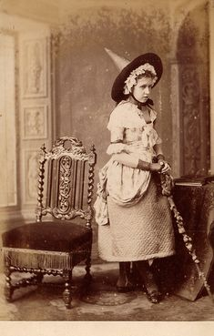 victorian witch costume | Flickr - Photo Sharing!