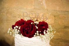 Decoração de Casamento DIY Marsala e Dourado   Blog de Casamento DIY da Maria Fernanda