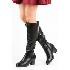 Čižmy na zips Riding Boots, Knee Boots, Lady, Heels, Ladies Boots, Fashion, Horse Riding Boots, Moda, Equestrian Boots