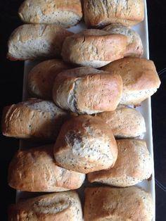 Petits pains délicieux - Recette de cuisine Marmiton : une recette