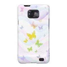 Butterflies Samsung Galaxy S Cover