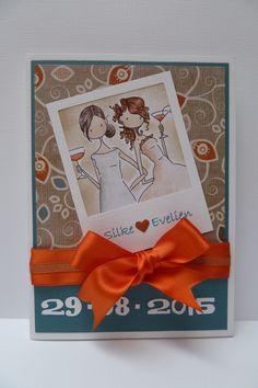 felicitatie - huwelijk aug '15
