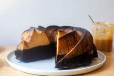 dulce de leche chocoflan – smitten kitchen