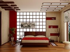 Japanese Interior Design Bedroom japanese bedroom design ideas (10) | home decor | pinterest