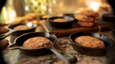 Chocolate Chip-Cherry Cast Iron Cookies - Damaris Phillips, Southern at Heart