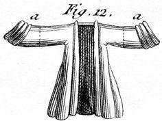 Making a Manteau de Lit