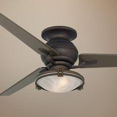 """60"""" Spyder™ Oil Rubbed Bronze Ceiling Fan"""