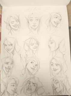 """raconteurwitch: """"The many faces of Aelin Galathynius """""""